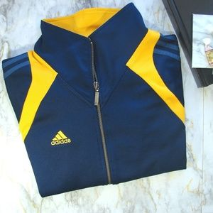 Adidas & Beckham 23 Logo Athletic Jacket
